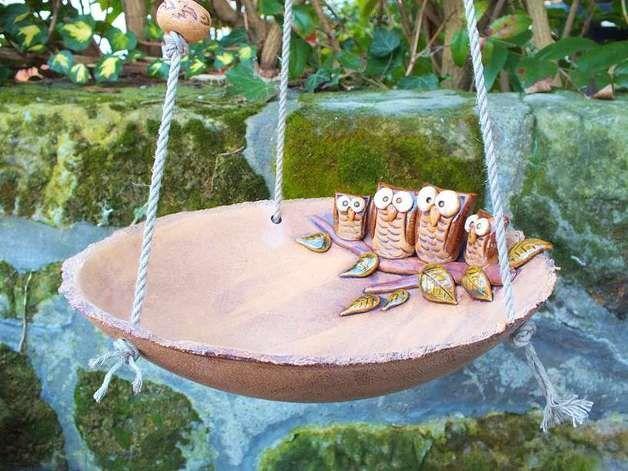 http://de.dawanda.com/product/78984183-Vogeltraenke-Eule-Gartenkeramik-Unikat-Keramik