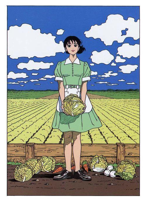 (1) (17) hisashi eguchi | Tumblr | 江口寿史 | Pinterest