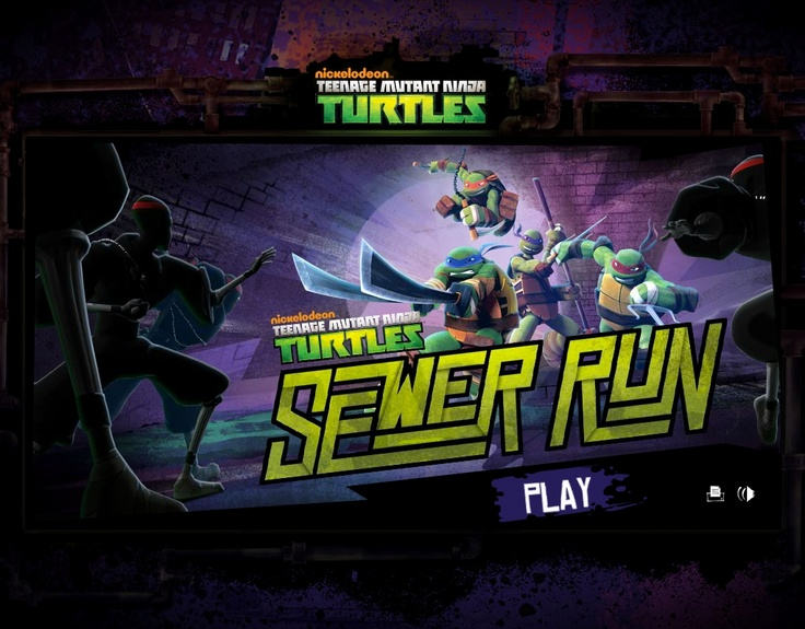 To hype the launch of the new Teenage Mutant Ninja Turtles series, Nickelodeon asked MediaMonks to create a game belonging to the popular 'running' genre, unveiling the previously hidden appearance of the new 3D Turtles.