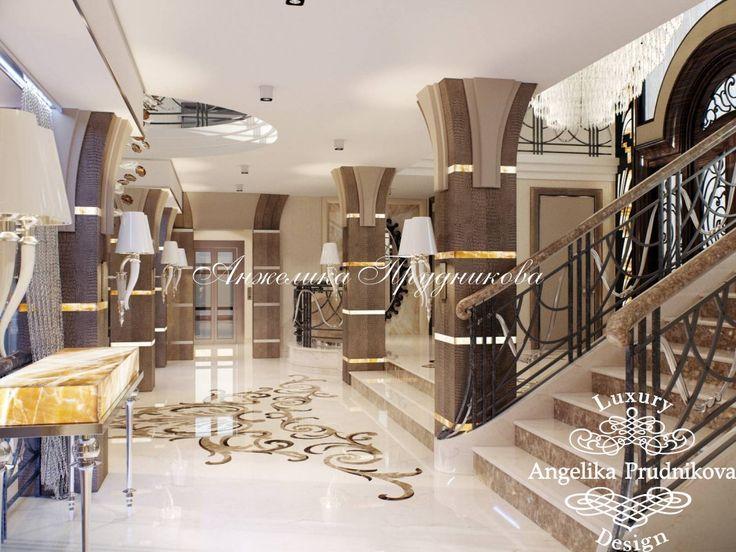 Дизайн виллы в стиле модерн в Испании - фото