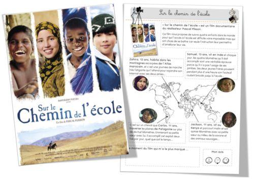Cinéma : Sur le chemin de l'école - Bout de gomme
