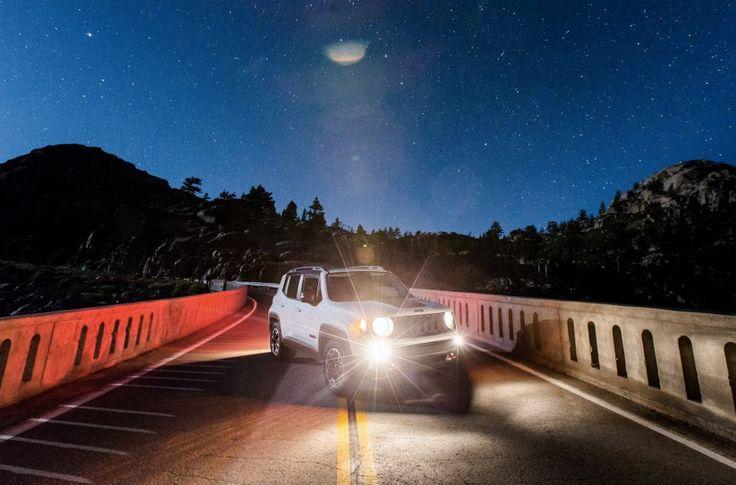 Prowadź w stronę przygody! #Jeep #JeepRenegade