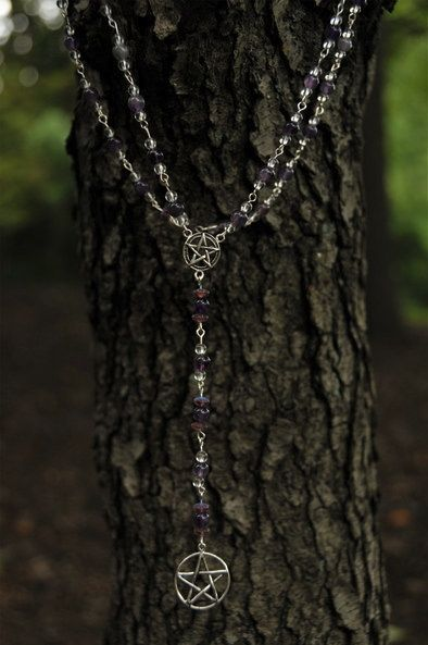 ☆ Healing Meditation Rosary :¦: By Artist Ashley Bryner ☆