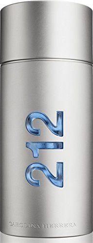 Carolina Herrera 212 NYC Eau de Toilette Spray for Men, 6.75 Ounce