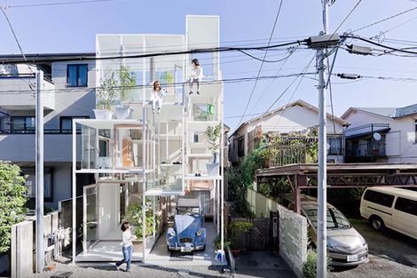 De meest ongewone huizen ter wereld