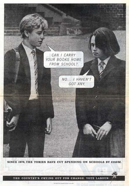 British Labour Party. 1987
