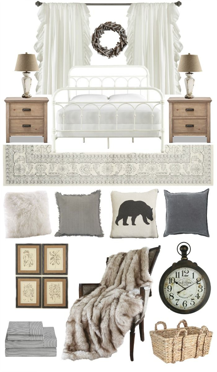 Ideas For A Warm And Cozy Bedroom In Beautiful Neutrals
