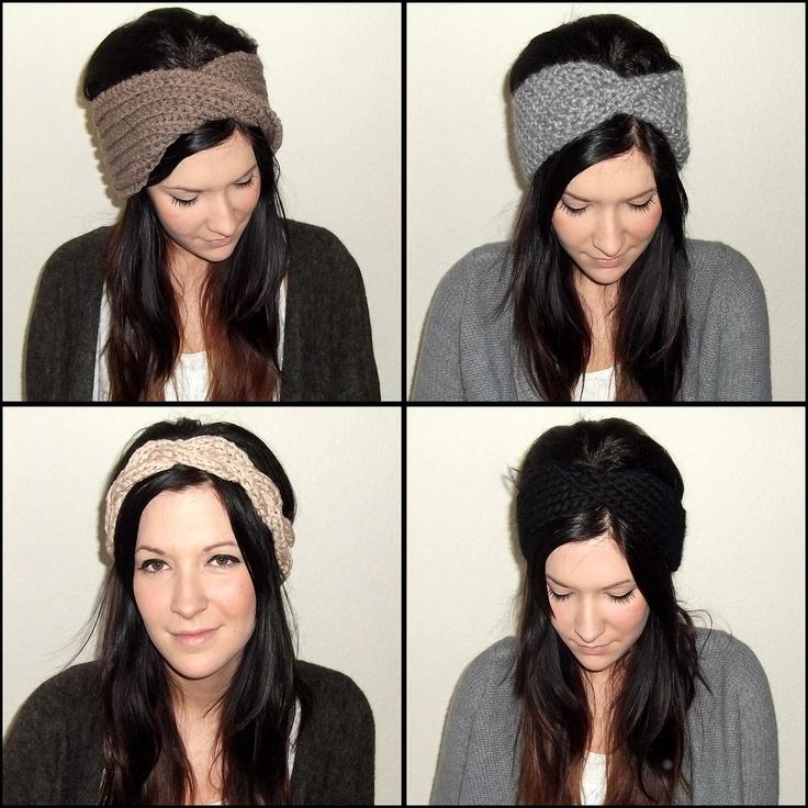 Jestil: Stirnbänder selber stricken