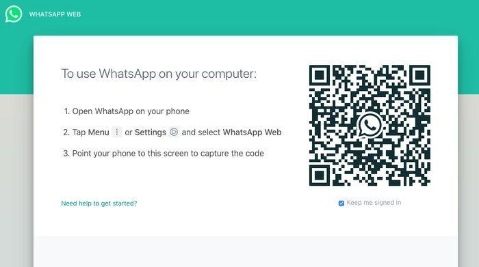 Cara Menggunakan Whatsapp Web Aplikasi Web Linux Blog