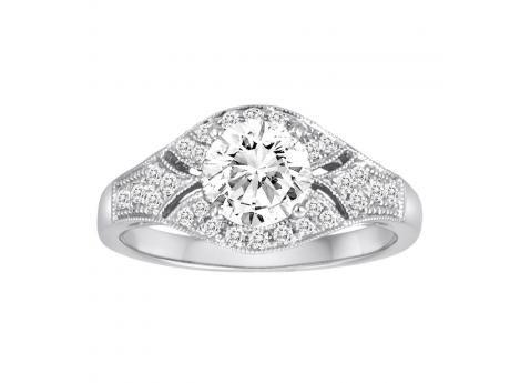 Title:Ring Style:DFWRD0033 RD1.0W Price:$1,815.00 Brand:DiaDori