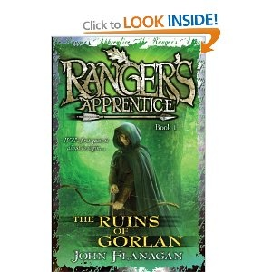 Ranger's Apprentice 1: The Ruins of Gorlan: John Flanagan: Books.    The next book to read to my class
