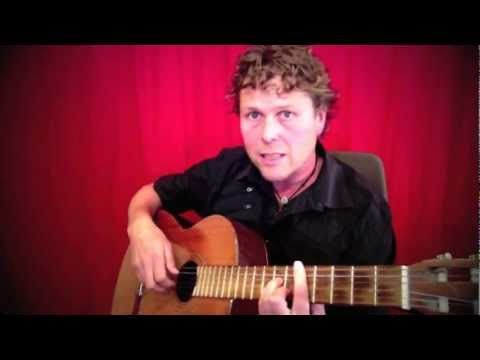 Learn mad world guitar lesson