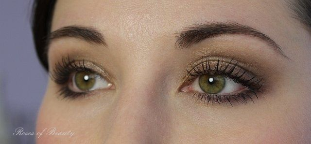 """Maybelline - Color Tattoo """"On and on Bronze"""" MAC - """"Smut"""" Catrice - """"Ooops...Nude Did It Again"""" Essence - Multi Action Mascara Catrice - Eyebrow Set Alverde - Augenbrauengel"""