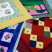 Fabric Yardage Requirements for Various Sized Quilts | eHow