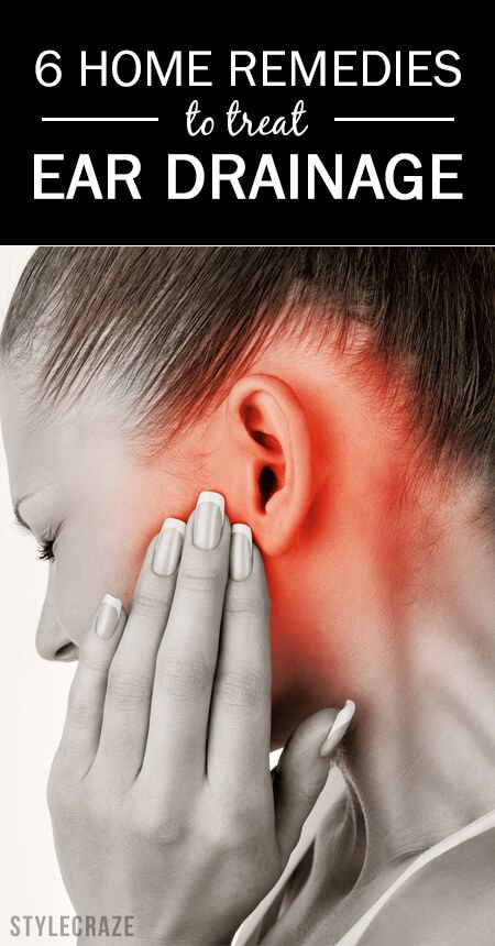 Is the buildup of ear wax a problem you can't seem to shake off? Here we list some effective home remedies for ear drainage for you to check out. Read on to know more