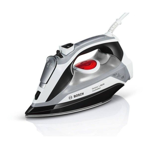 Bosch TDA70EYGB EasyComfort Steam Iron with 2400W Power and 380ML Water Capacity