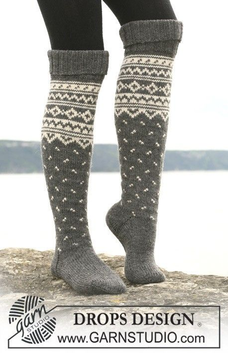 norwegian knee high socks