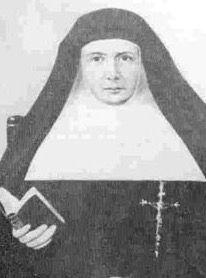 SANTA JOAQUINA VEDRUNA, fundó La comunidad CARMELITAS DE LA CARIDAD.