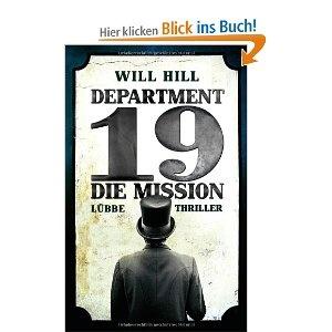 Hill: Department 19 - Die Mission