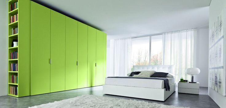 Šatny a šatní skříně - Designové multifunkční šatny http://JESPEN.cz Nábytek