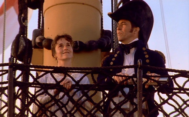 Image result for persuasion 1995 anne and wentworth