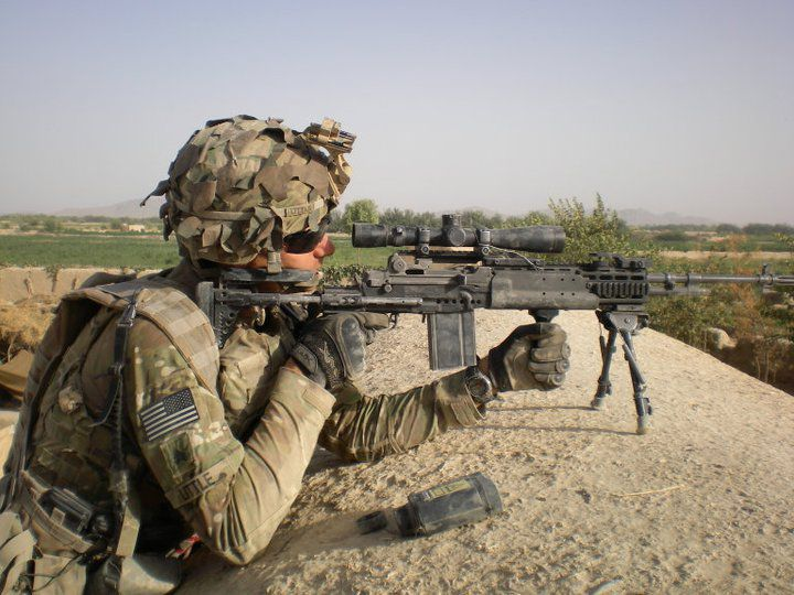 how to become a sniper in the adf