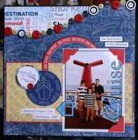 A Project by RCinWI from our Scrapbooking Gallery originally submitted 03/24/08…