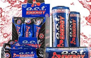 The first healthy energy drink that is diabetic friendly