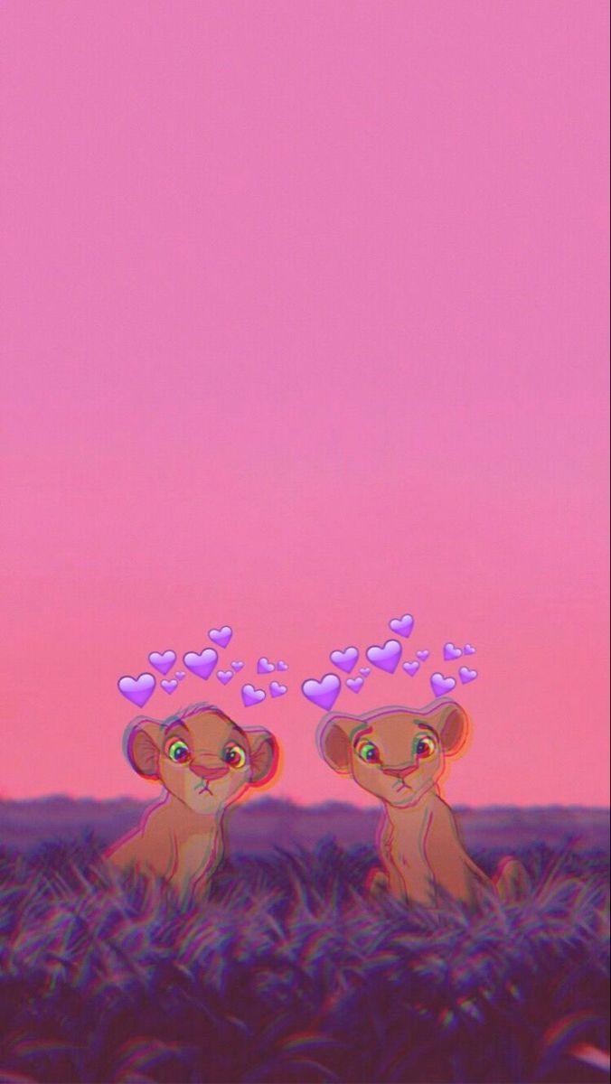 Love Leon King Cute Tumblr Wallpaper Cartoon Wallpaper Iphone Cartoon Wallpaper