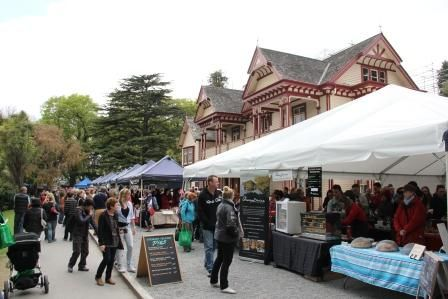 CHRISTCHURCH FARMERS' MARKET  Every Saturday from 9am - 12noon (Year round)  With the best of Canterbury's produce the CFM is the perfect opportunity to meet local growers, bakers, wine makers, brewers, butchers and farmers, sample their products and ask them questions.
