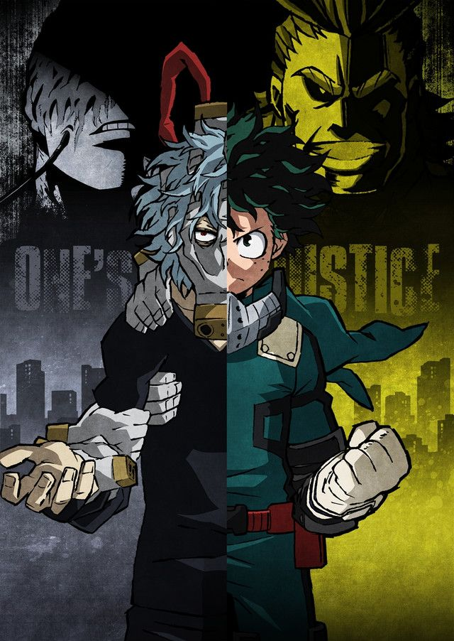 My Hero Academia One S Justice Game Shares First Set Of Screens My Hero Boku No Hero Academia Hero Wallpaper