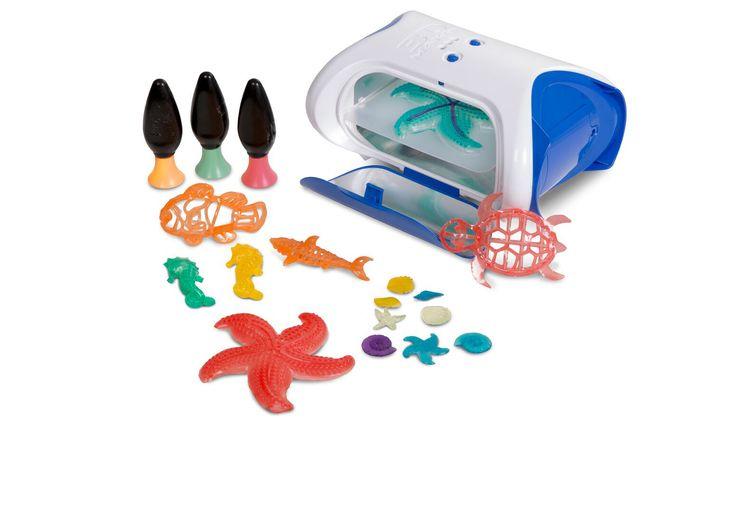 For Children: @hamleystoys 3D Printer $40.00