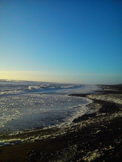Con las olas acompañando tus caminatas