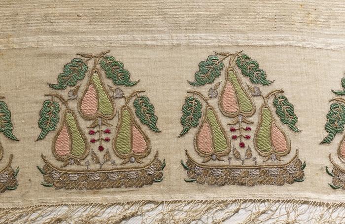 exhibition of ottoman textiles in Istanbul • Sadberk Hanım Museum Dec 2012 - May 2013