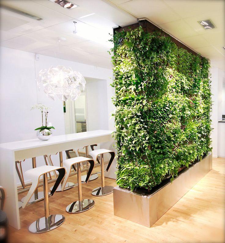 Romdeler - Tropisk Design