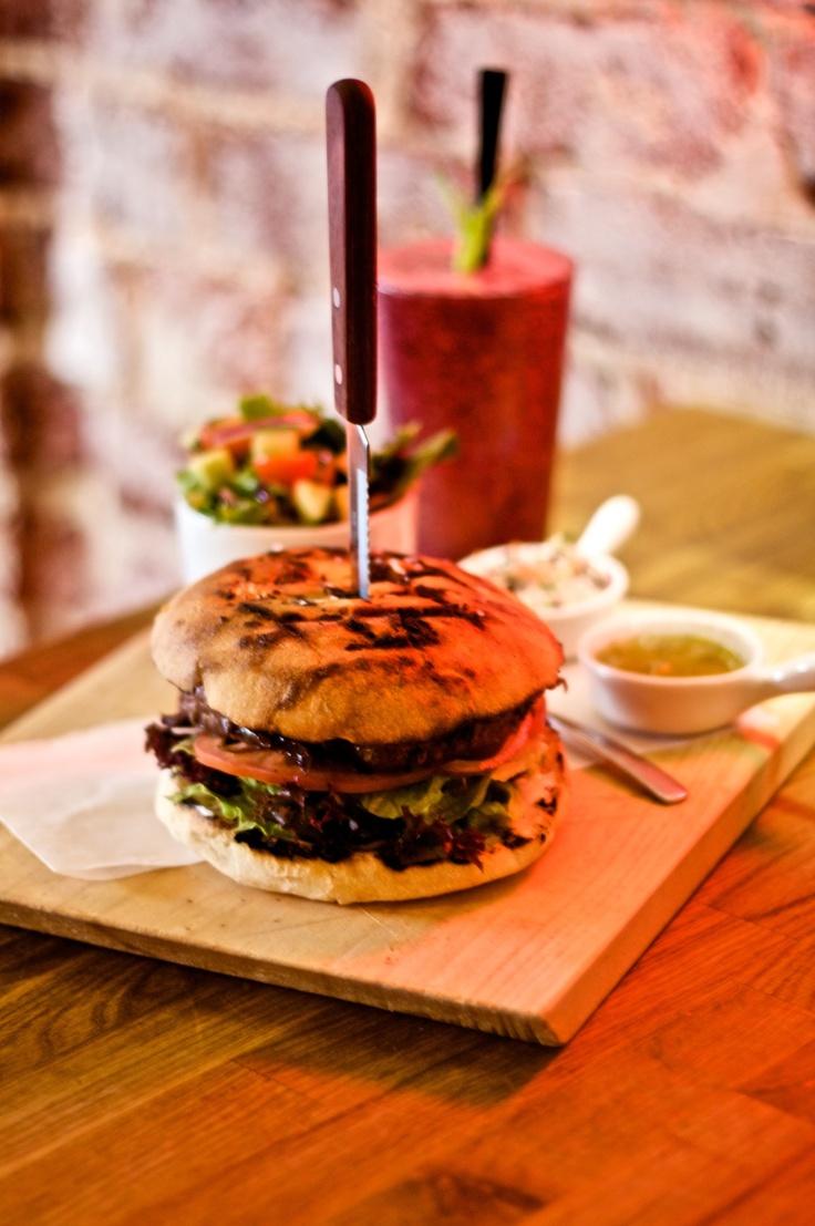Jus Burgers #celebratewa