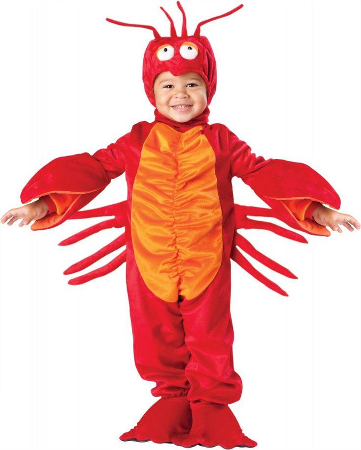 Фото Карнавальный детский костюм Краба - Lil\ Lobster.jpg