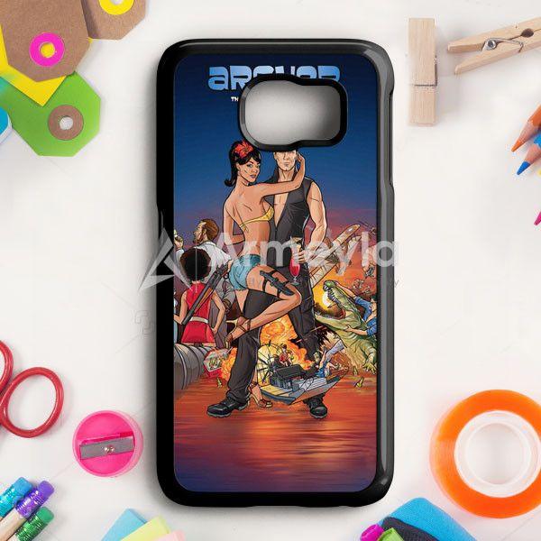 Archer Season 2 Samsung Galaxy S6 Case | armeyla.com