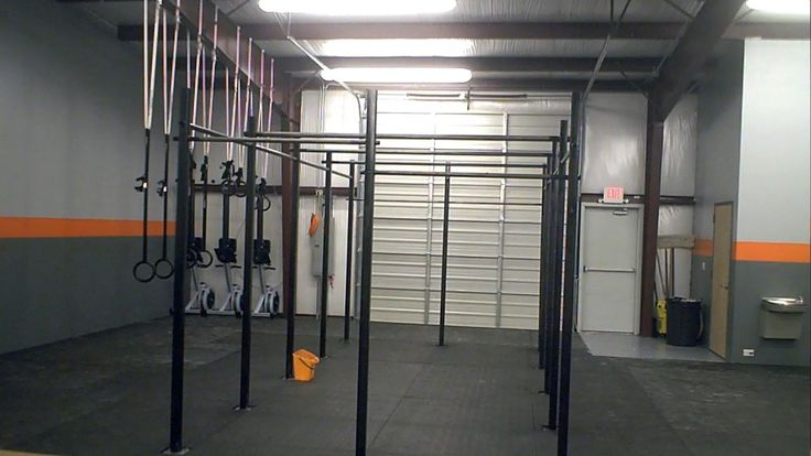 How to Build a CrossFit Pull Up Station