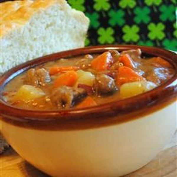 """Irish Lamb Stew 