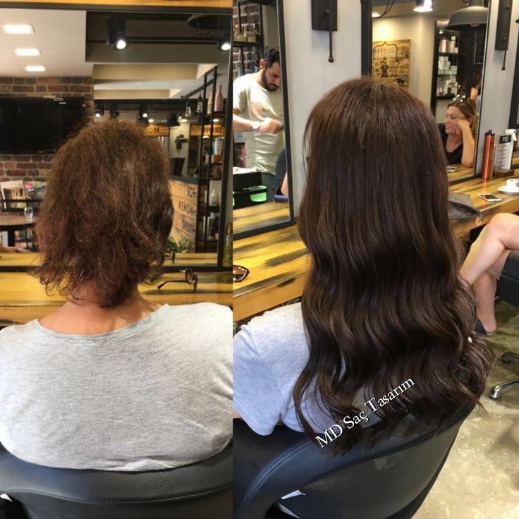 Saçlarınız kisaysa, uzamiyorsa, uzun saç seviyorsaniz MD yaninizda 😎😎😎 #mikrokaynak #keratinkaynak #mikrokeratinkaynak #izmir #kuaför #saç #hair #hairstyle #hairstyles #hairdesign #efsanesaclar #mdsactasarim @mdmetindemir