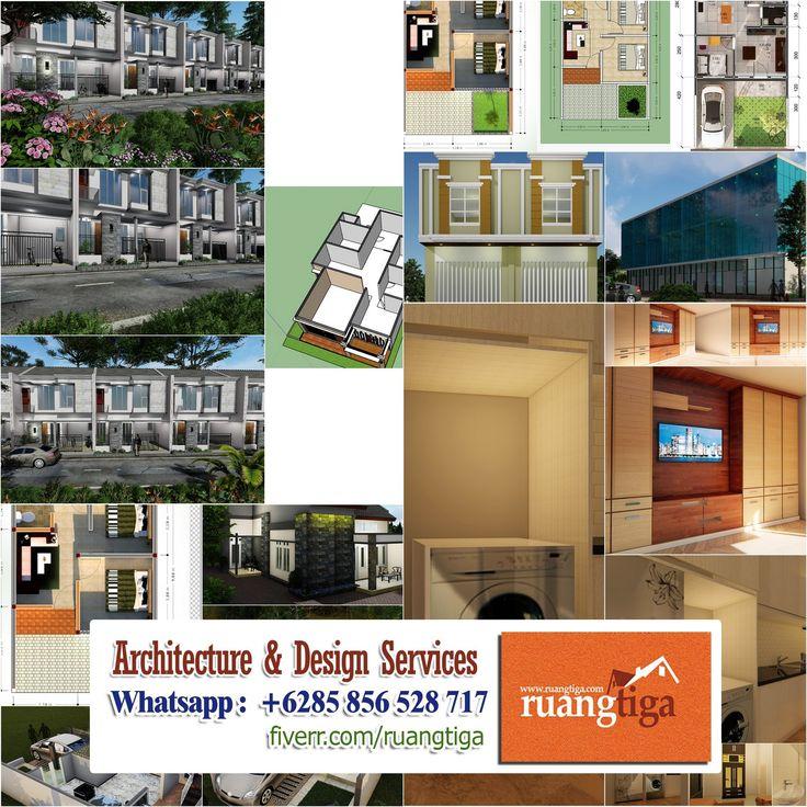 Whatsapp 6285856528717 Architectural Home Designs In South Africa Design Services Architecture Arsitektur Membangun Rumah Bangunan