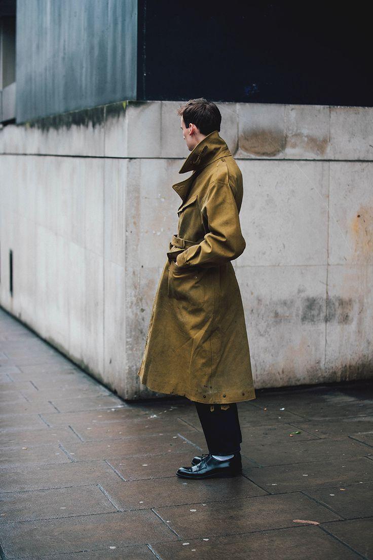 London Men S Fashion Week