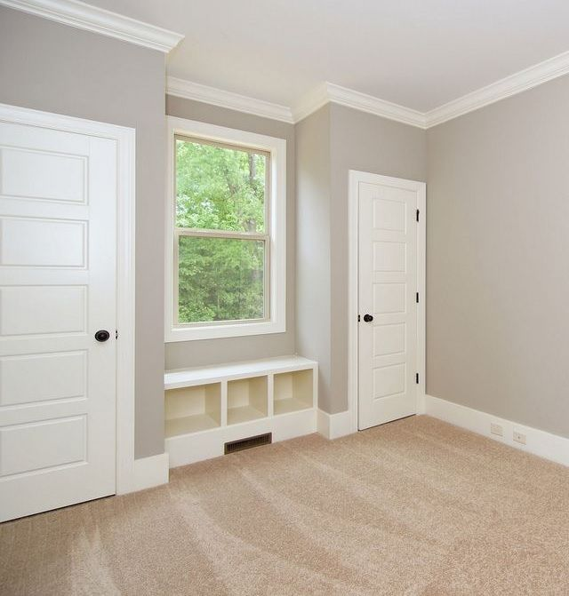 Home Interiorpaint Design: Anew Gray By Sherwin Williams #indoorpaintcolors In 2020