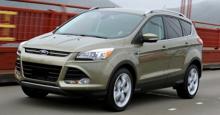 The Seat Or Seatbelt In Your Ford SUV / Truck Could Fail In A Sudden Stop Or Crash #Ford #Ford_Escape