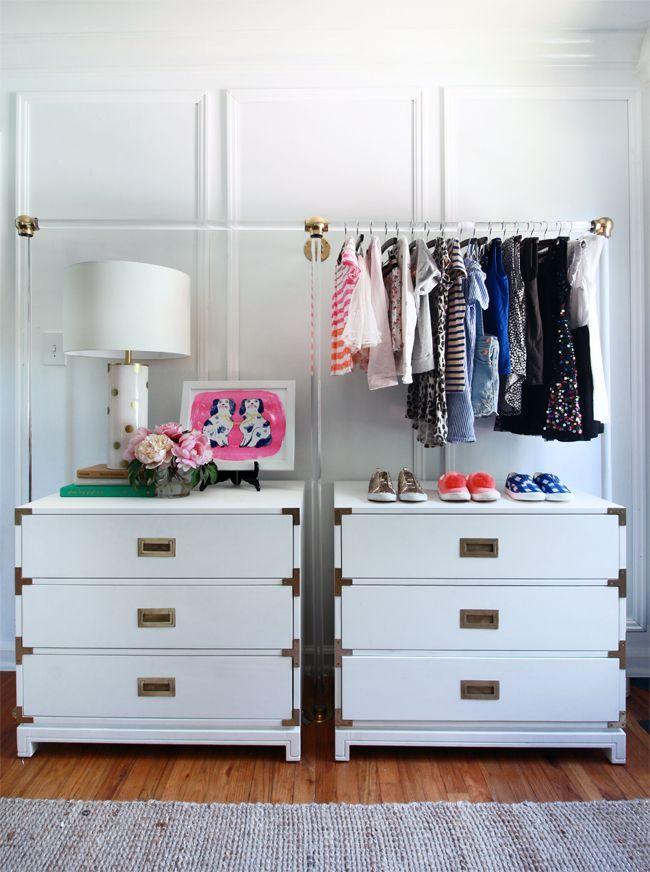 Loft Bed Room Reveal   Home Closet Room