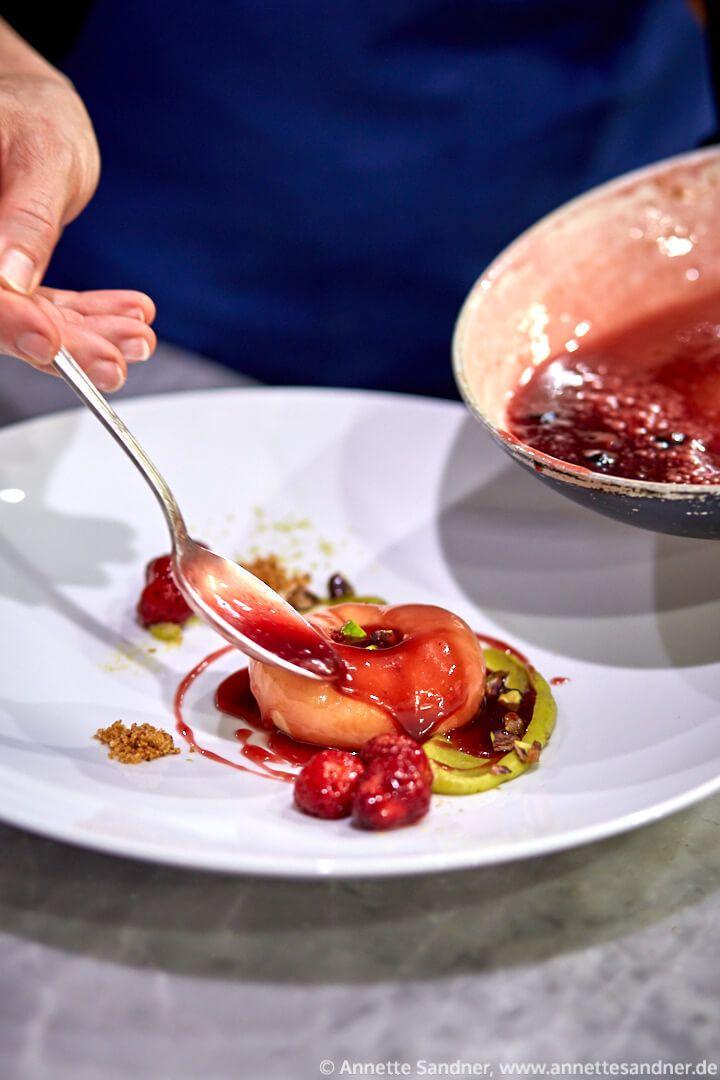 Restaurant Konigshof Grosse Fotoreportage Aus Martin Fausters Kuche Rezepte Restaurant Gastronomie