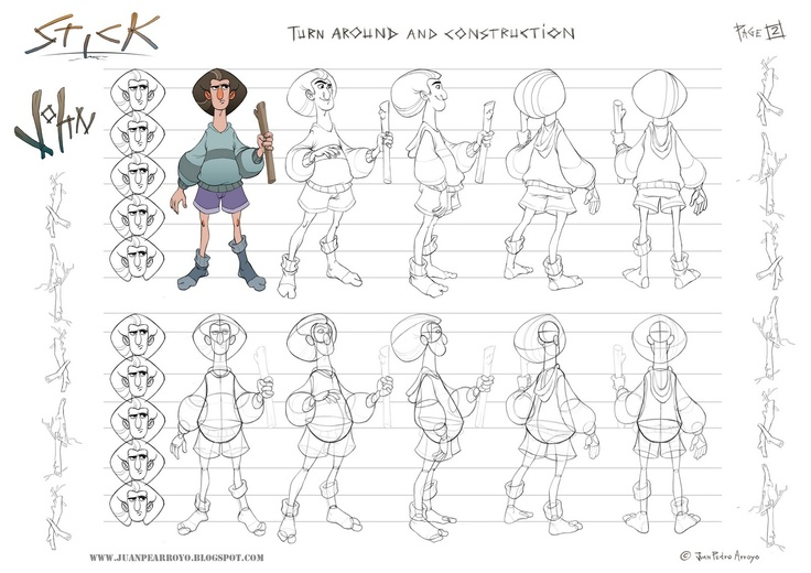 Character Design Learning : Best images about character design on pinterest