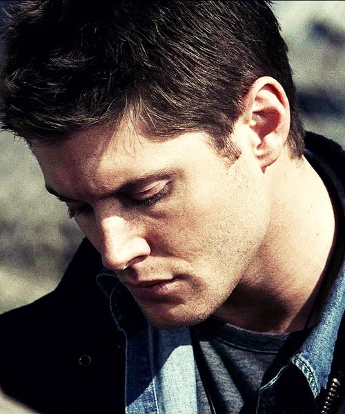 Jensen Ackles as Dean Winchester  on Supernatural and Alex on Dark Angel