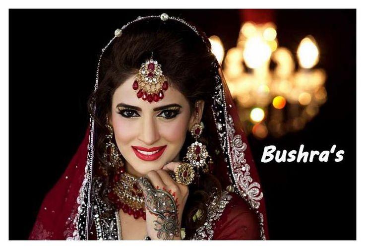Saba Qamar Bridal Photo Shoot by Bushra's